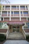 Thagard Health Center Entrance