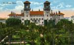 The Alcazar Hotel (across the park)