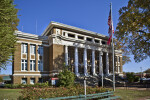 The Alcorn County Courthouse