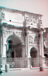 The Arch of Constantine, Eastern Two-Thirds (from the south)