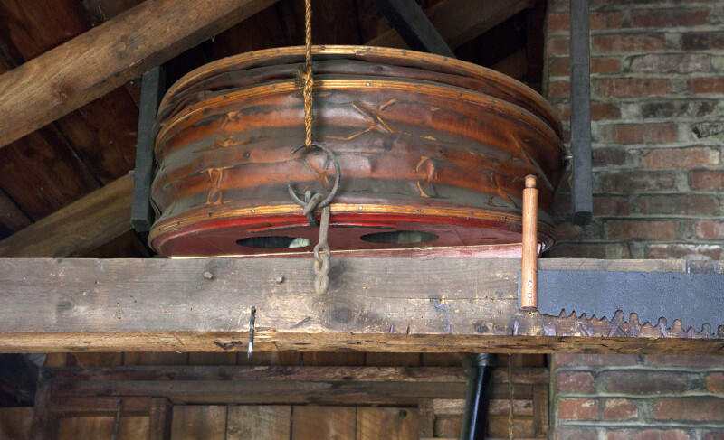 The Bellows in the Rafters