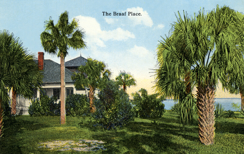 The Braaf Place