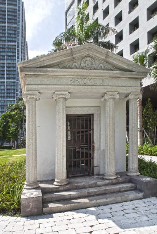 The Brickell Mausoleum