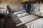 The Bunks Inside the Watchtower at Fort Matanzas