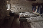 The Bunks inside the Watchtower