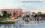 The Business Center on Beach Street in Daytona, Florida