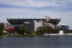 The Carnegie Science Center and Heinz Field
