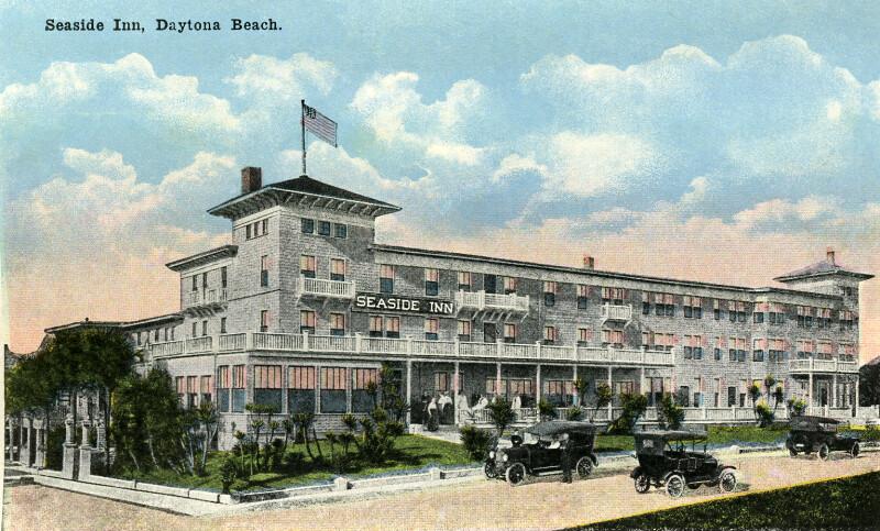 The Clarendon Inn, Sea Breeze, Florida
