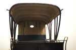 The Cloth Roof of George Rapp's Carriage