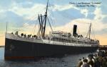 """The Clyde Line Steamer, """"Lenape"""""""