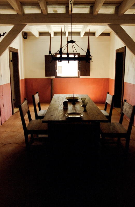The Convento Dining Room