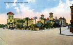 The Cordova Hotel and the Alcazar Hotel