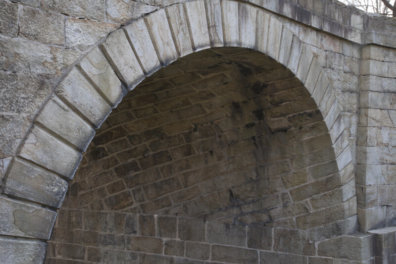 The Diagonally Laid Stones of Skew Arch Bridge