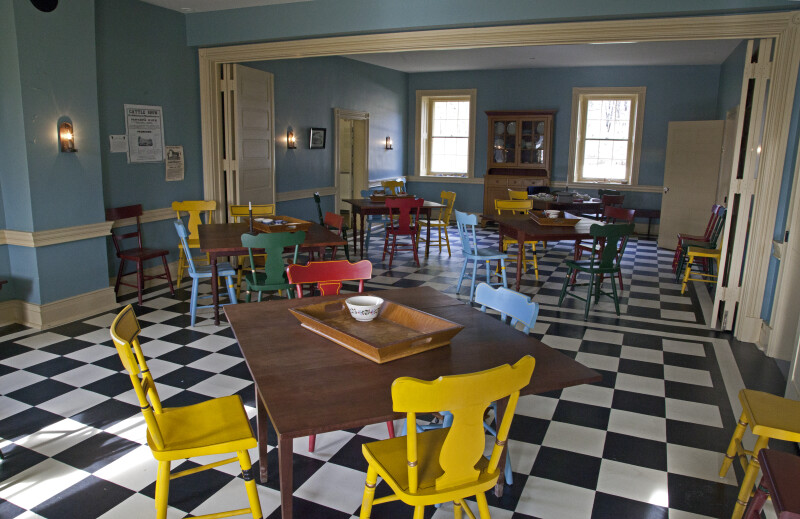 The Dining Room of the Lemon House
