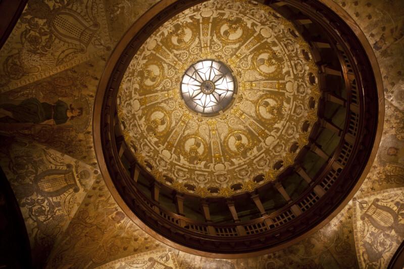 The Dome of the Rotunda