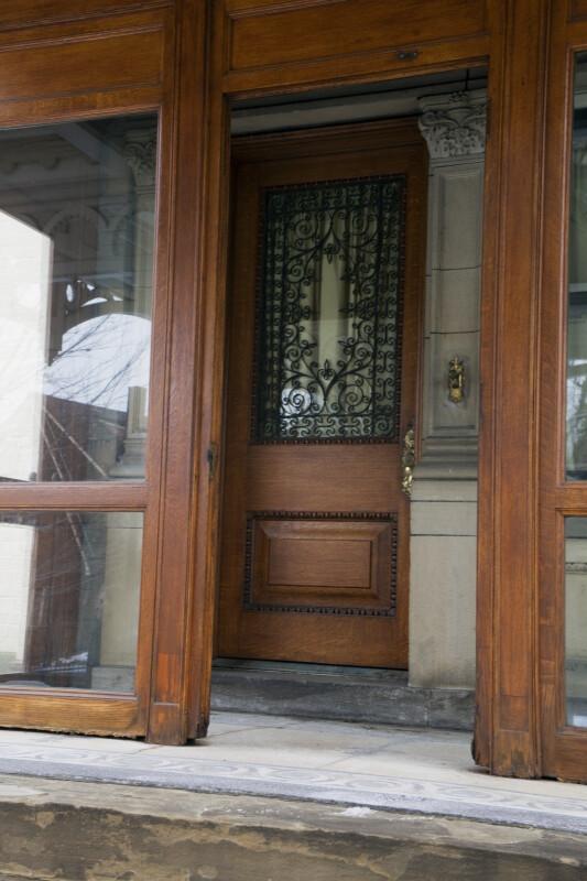 The Door of Clayton