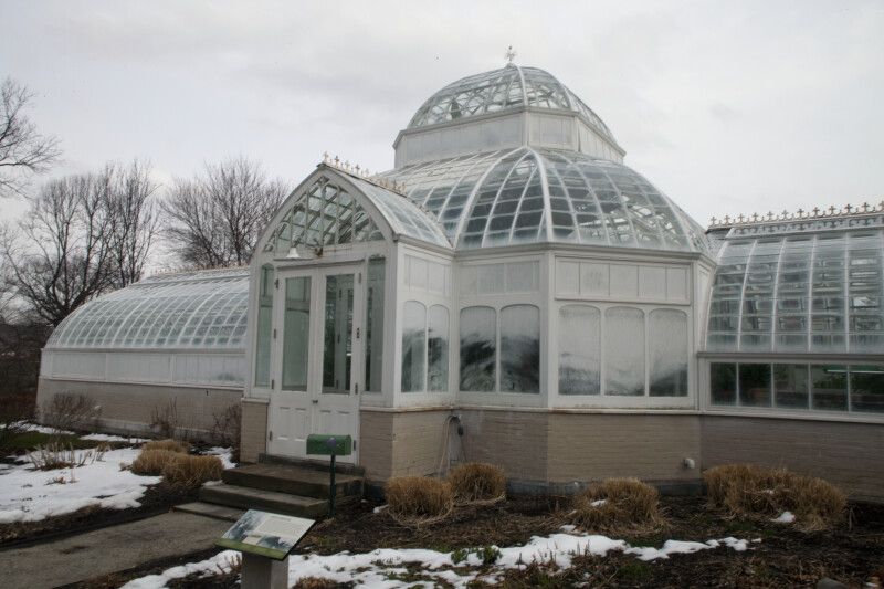 The Doors to the Greenhouse