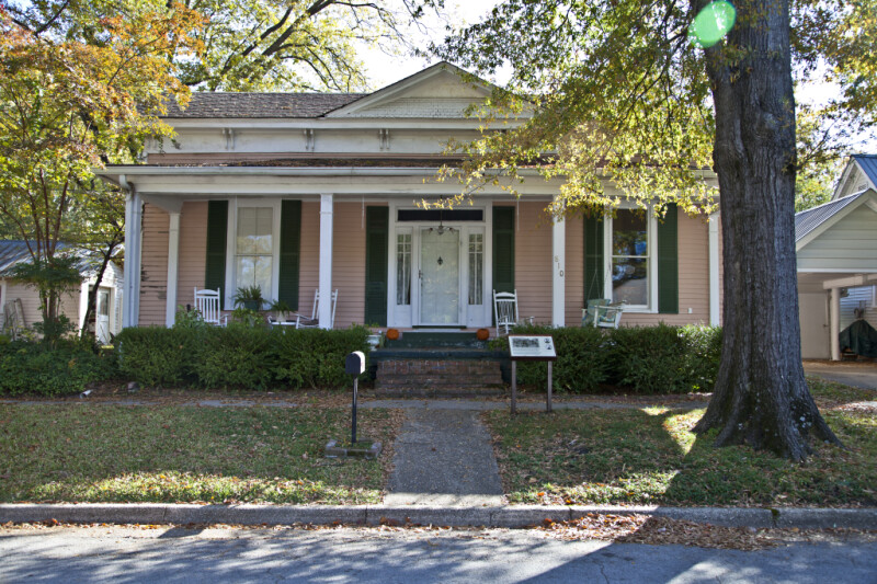 The Duncan House  in Corinth, Mississippi