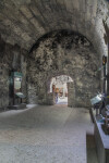 The Dungeon of Castillo de San Marcos