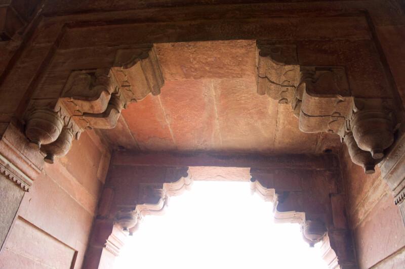 The Entrance to Diwan-i-khas
