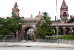 The Entrance to Flagler College