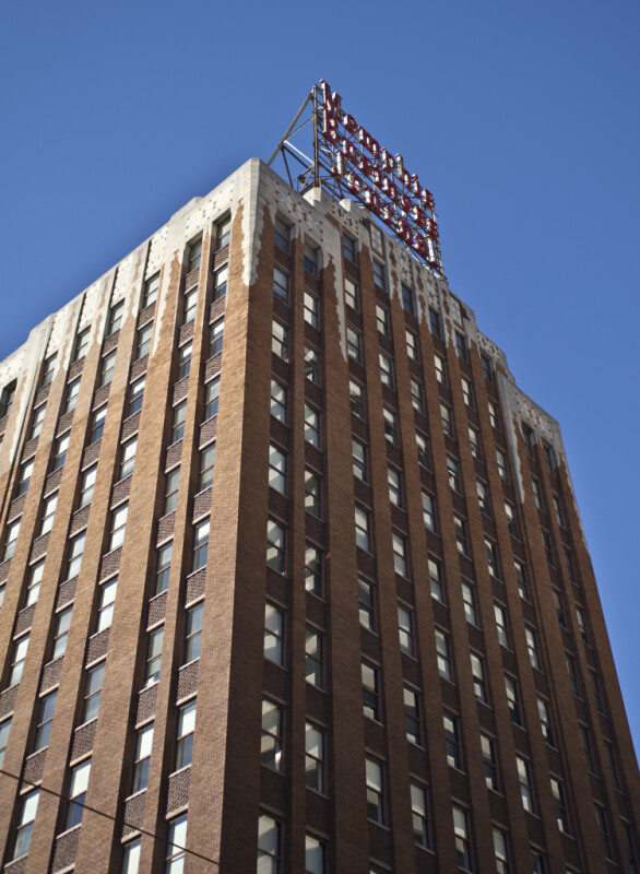 The Farnsworth Building