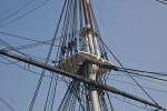 The Fighting Top of the USS Constitution