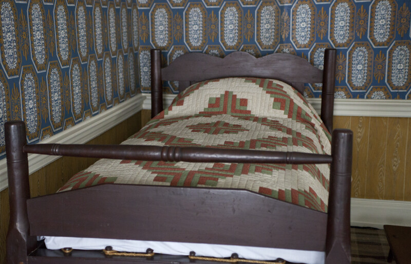 The Foot of the Bed