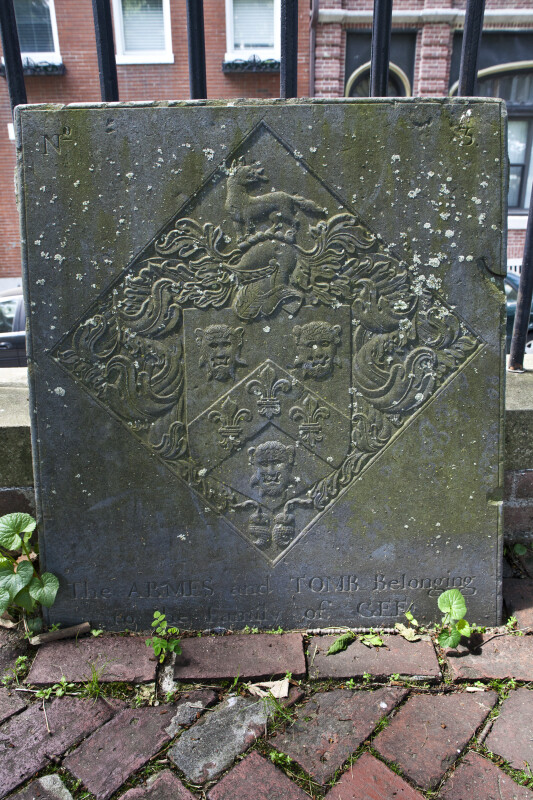 The Gee Family Monument