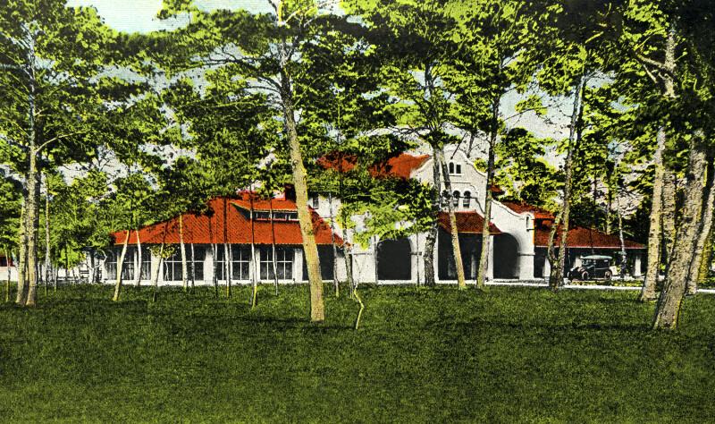The Golf Club House