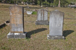 The Graves of Dr. William J. and Nannie Gunn