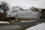 The Greenhouse on the Grounds of the Frick Art and History Center