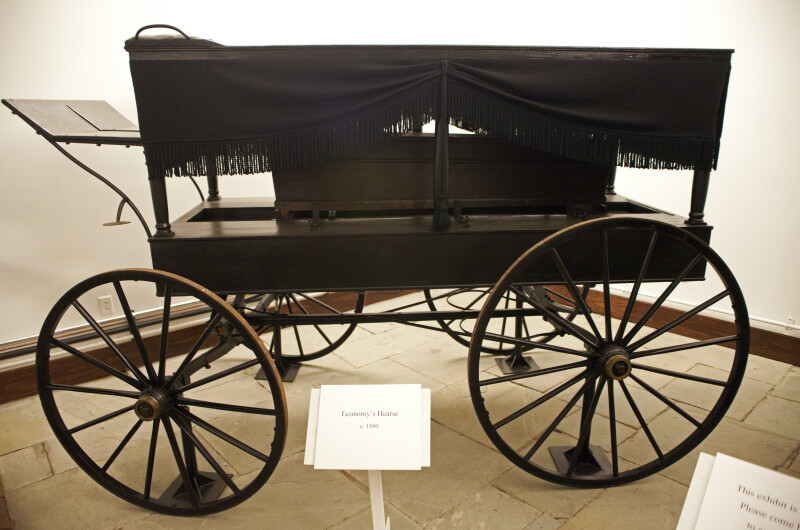 The Hearse and Coffin