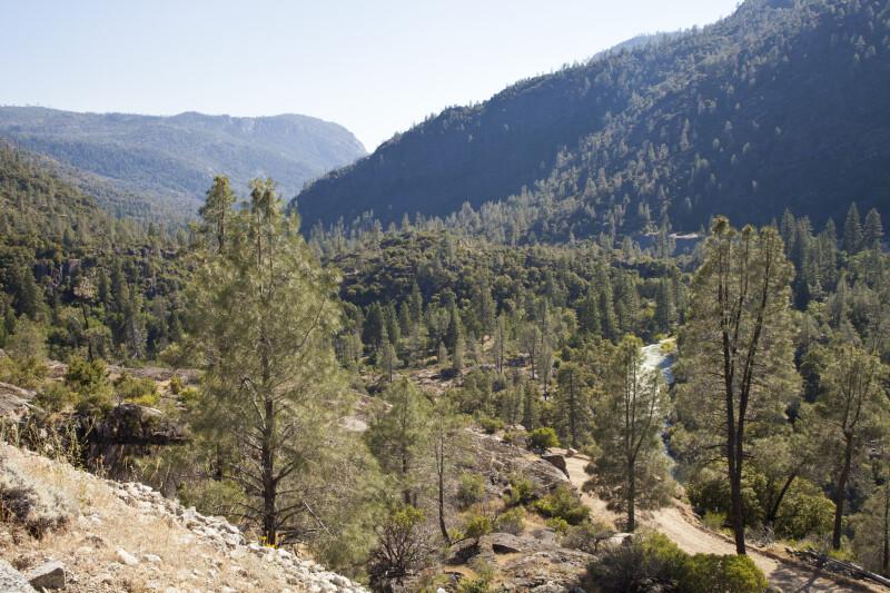 The Hetch Hetchy Valley