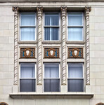The Horizontal Spandrel Panels of the Congress Building