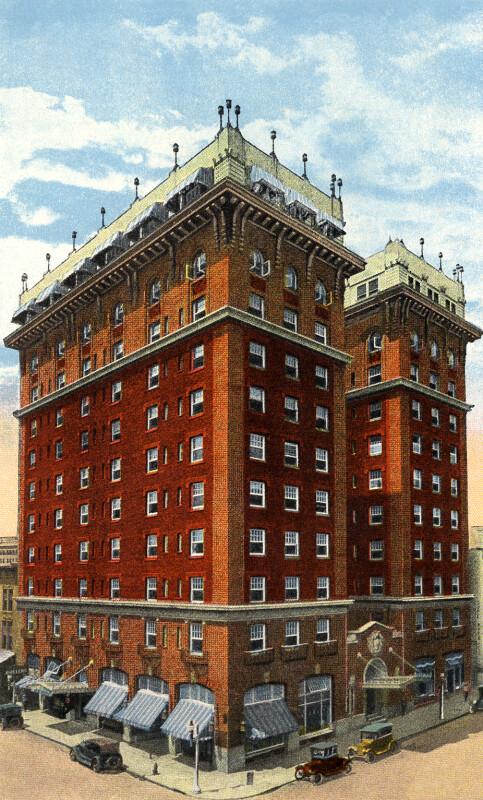 The Hotel Mason