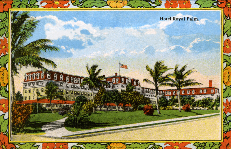 The Hotel Royal Palm