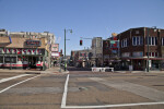 The Intersection of Beale Street and South Second Street