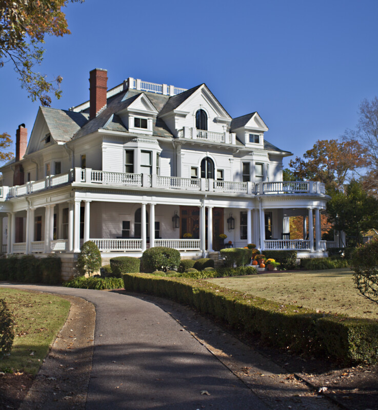 The James E. Creary House
