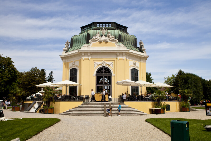 The Kaiserpavillon