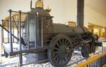 "The ""Lafayette"" Steam Engine"