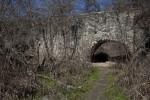 The Limestone Arch of the Espada Aqueduct
