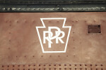 The Logo of the Pennsylvania Railroad