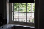 The Lower Half of a Divided Sash Window