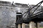 The Main Gate of Castillo de San Marcos