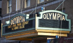 The Marquee at the Olympia Theater