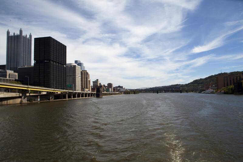The Monongahela River