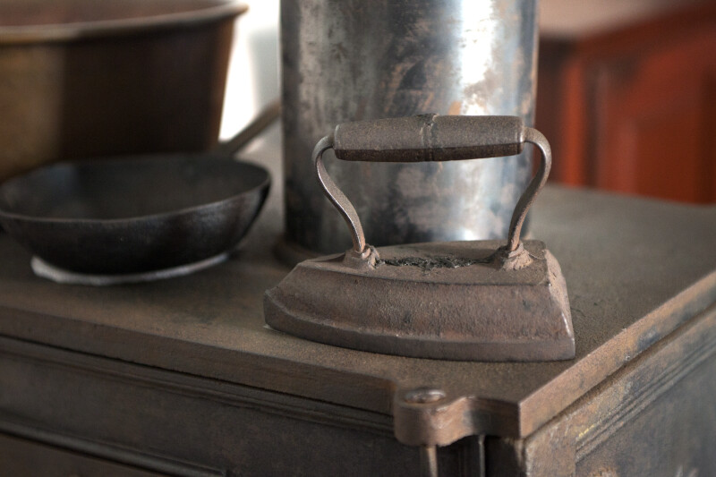 The Multiple Use of Cast Iron