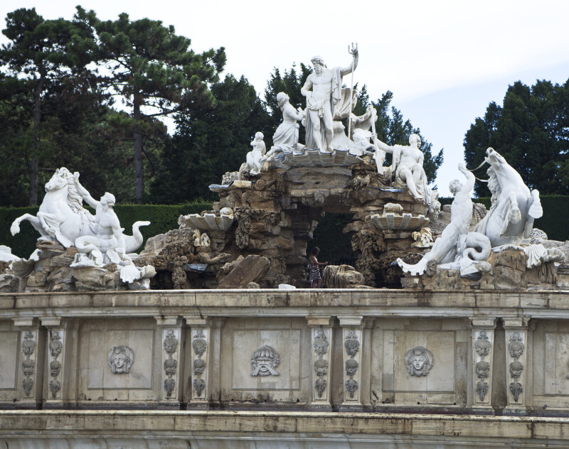 The Neptune Fountain