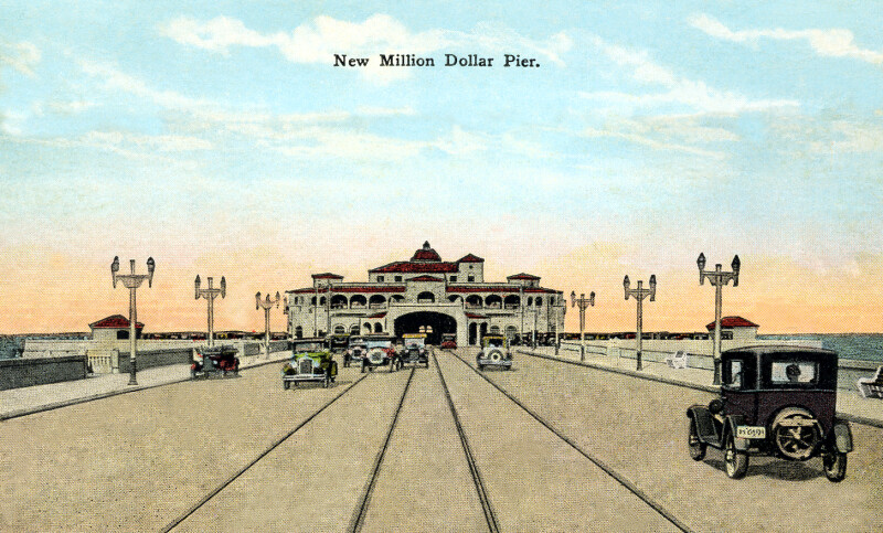 The New Million Dollar Pier